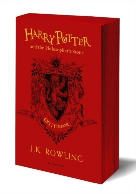 Harry Potter and the Philosopher's Stone. Gryffindor Edition   Joanne K. Rowling