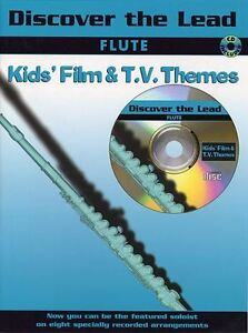 Discover-The-Lead-Kids-039-Film-And-T-V-Themes-For-Flute