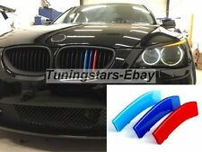 BMW E60 E61 LCI ///M Nieren M Grill Farben M5 Performance Streifen Kühlergrill
