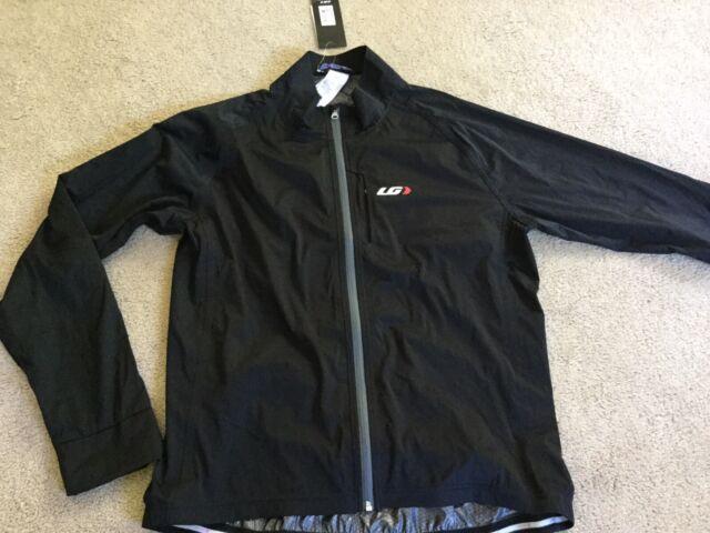 Sizes S XL M Fluro Yellow Louis Garneau Modesto 2 Jacket L