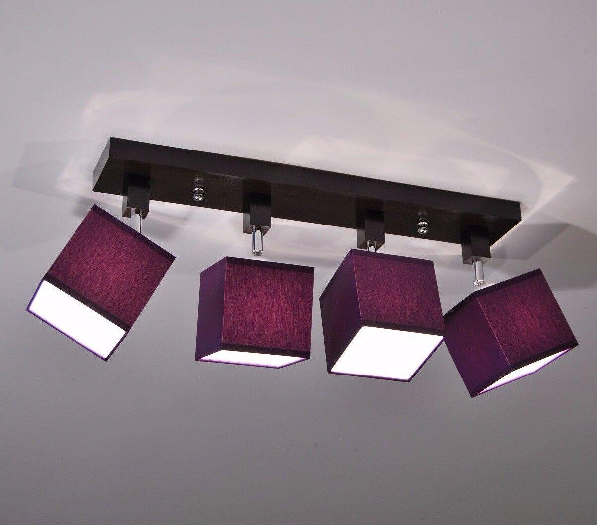 Deckenlampe Deckenstrahler LLS459DPR Leuchte Strahler Wohnzimmer Decken-leuchte