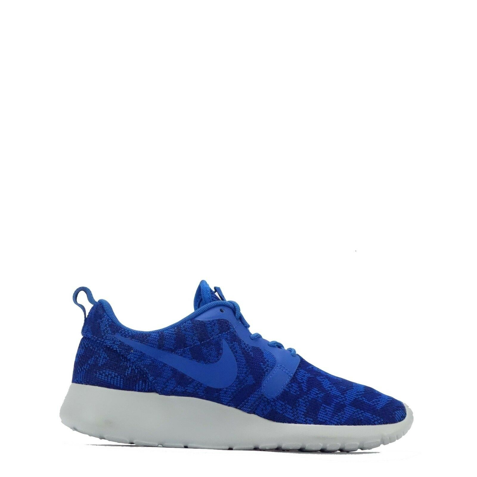 Nike Roshe Run One Jacquard Damen Turnschuhe Turnschuhe Turnschuhe Königsblau 3fb4ca