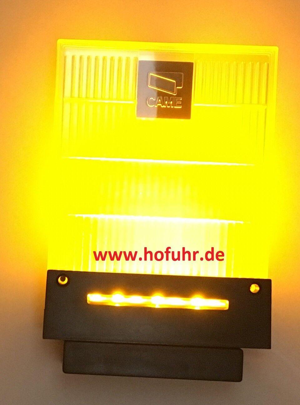 CAME Blinkleuchte DADOO (Blinklampe), gelb