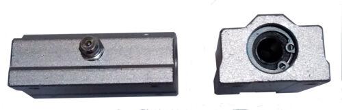 8mm Linear Rail Double SC8UU 3D Printer SC8LUU Bearing /& Bracket Rod Shaft