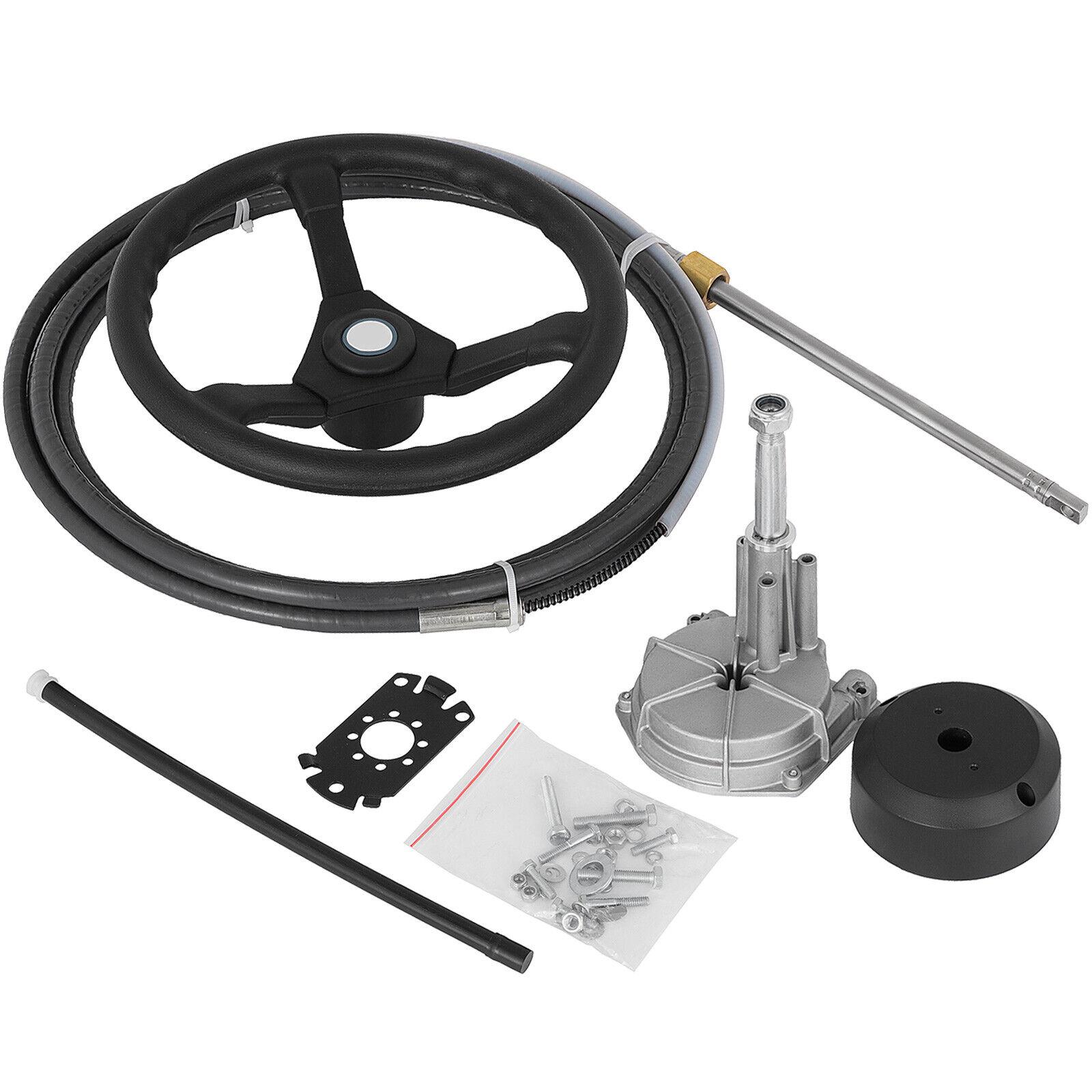 Teleflex Ss13714 Quick Connect Steer Pkg 14 For Sale Online Ebay
