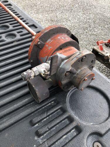 SHARPE MIXER powered By Gast air motor 6AM-NRV-11A 55 Gallon Drum