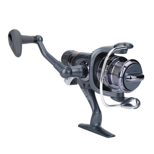 3BB Front and Rear Brake Carp Saltwater Freshwater Fishing Reel Wheel 20-60 FR