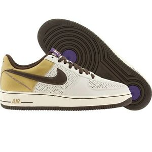 1f66b7d007dd5 Details about 315087-121 Nike Air Force 1 Low PRM Original Six Edition -  Michael Cooper Sail B