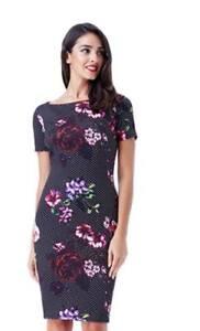 Plus Size Ladies Party Dress Designer Mini Dress Wedding ...