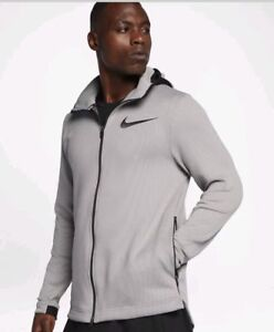 52754c9cfb6 Nike Therma Flex Showtime Men s Basketball Full-Zip Hoodie 856438 ...