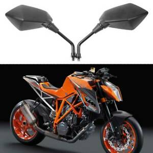 2x-Universal-10mm-M10-Motorcycle-Rear-View-Mirror-For-KTM-1290-Super-Adventure-R
