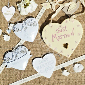 Pink 18mm Love Hearts Wooden Shabby Chic Craft Scrapbook Vintage Hearts 50