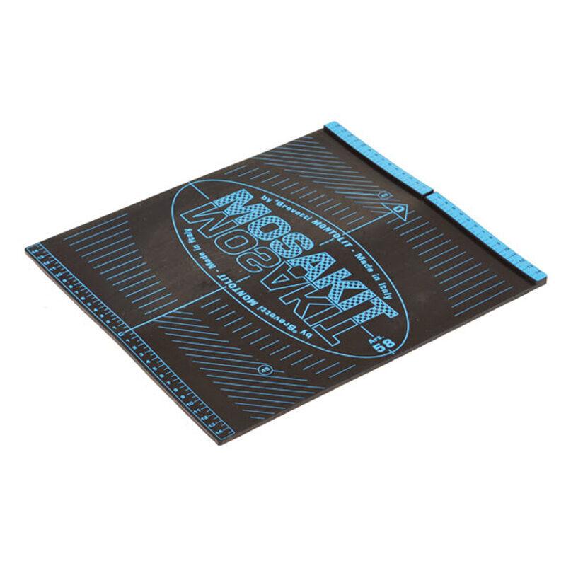 Montolit Mosakit 58 Rubber Mosaic Pad For Cutting Mosaics, Glass Mosaics, Mesh
