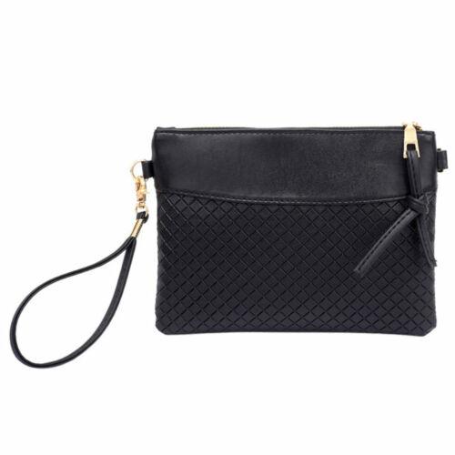 Women PU Handbag Shoulder Ladies Purse Messenger Satchel Crossbody Tote Bag
