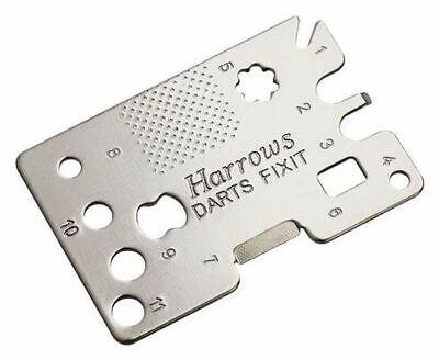 HARROWS Dart Werkzeug Dartwerkzeug Schlüssel Darts Dartschlüssel Fixit 10//1 9226