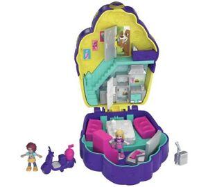 Polly Pocket Cupcake Assortiment Smart Stick Sweet Treat Compact Toys 2 Poupées-afficher Le Titre D'origine