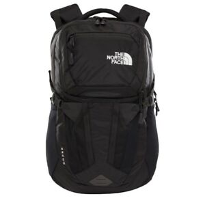 05857e9a1 The North Face Recon Backpack TNF Black 600d Polyester 30l Nf0a3kv1jk3-os