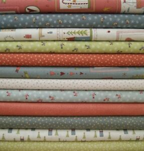 AFLUTTER Cotton Fabric Range by Studio e Fabrics Quilting Craft Dressmaking