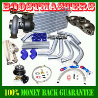 Hx40ii-t3 Turbo Kit Piping Kits For 1989-1993 Nissan 240sx S13 Sr20det Only