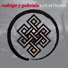 Live in France by Rodrigo y Gabriela (CD, Jul-2011, ATO (USA))