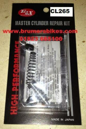 Triumph Scrambler Rear Brake Master Cylinder Repair Kit Carb /& EFI