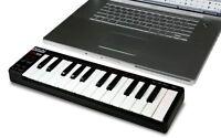 Akai Professional Lpk25 Ultra-portable Usb Midi Keyboard Controller For Laptops