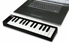 USED Akai Professional LPK25 Portable USB MIDI Keyboard Controller for Laptops