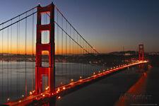 Golden Gate Bridge Poster Print by Vincent James, 36x24