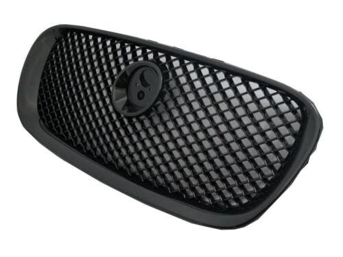 JAGUAR XF 2011-2015 Facelift Modello Gloss Nero Maglia Sport griglia frontale XFR Stile