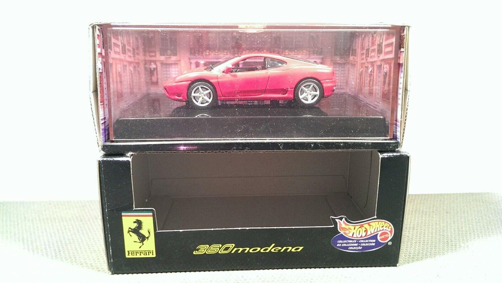 Hot Wheels Ferrari Ferrari Ferrari 360 Modena Vi540-37 76787c
