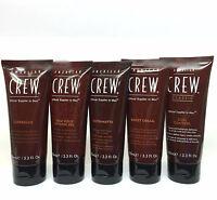 American Crew Men's Hair Styling 3.3oz/100ml - Choose Your Type