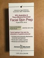 Janson Beckett - Peptide Facial Skin Prep With Trace Minerals 1oz.