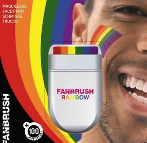 LGBT-Rainbow-Flag-Face-Paint-Painting-Gay-Lesbian-Pride-Festival-Multi-Colours