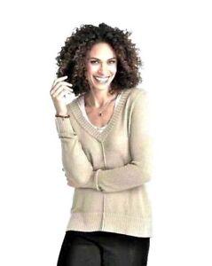 Producent Natural Sweater Ny L Tags med Frisk S8xXwxa6q