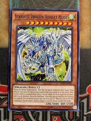 Stardust Dragon Assault Mode OP10-EN015 YuGiOh Card