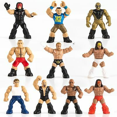 WWE Wrestling Wrestler The Ultimate Warrior Series 2 Mighty Minis Action Figure