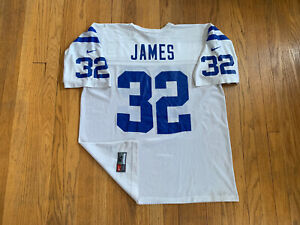 Indianapolis Colts Vintage Nike Edgerrin James Jersey Mens XL Rare NFL