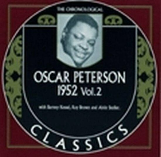 Peterson, Oscar - 1952 Vol. 2 CD NEU OVP