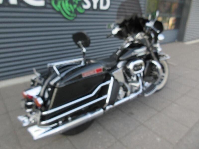 Harley-Davidson, FLH Electra Glide, ccm