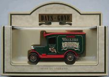 """Lledo - 1934 Chevrolet Van """"Walkers Potato Crisps"""""""