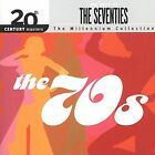 20th Century Masters: The Millennium Collection: Best of the '70s by Various Artists (CD, Aug-2000, Hip-O)