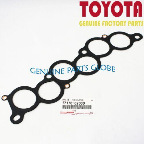 NEW TOYOTA LEXUS GENUINE AIR SURGE TANK TO INTAKE MANIFOLD GASKET 17176-62030