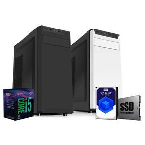 Pc-desktop-i5-8500-4-10GHZ-Ram-8-Gb-Ddr4-Ssd-240Gb-Hdd-1-TB-CD-DVD-Windows-10