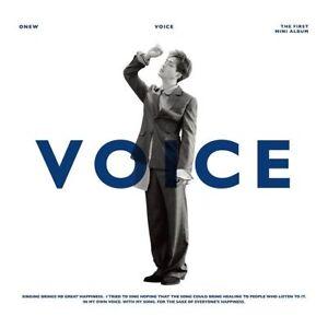 ONEW-SHINee-VOICE-Random-ver-CD-Photocard-Folded-Poster