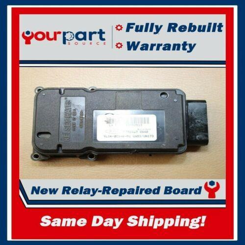 REBUILT 00-02 FORD EXPEDITION NAVIGATOR ABS ANTILOCK BRAKE MODULE YL14-2C346-AG