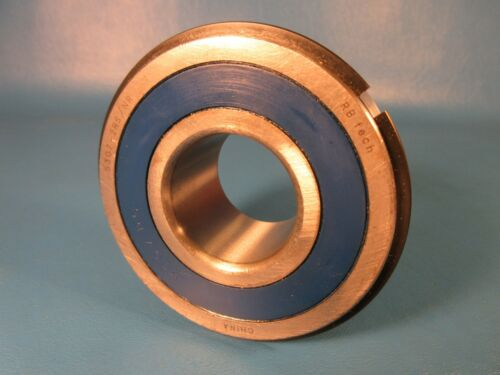 5307-2RS//NR Double Row Ball Bearing w Snap Ring RB Tech 5307 RS Double Sealed