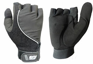 NEW-FULL-THUMB-HALF-FINGER-GEL-PADDED-PALM-WHEELCHAIR-SPECIFIC-SPORT-GLOVES