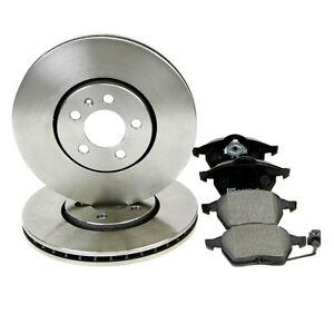 Juratek-Quality-Front-Brake-Discs-amp-Pads-280mm-Vented-vag121-jcp1635