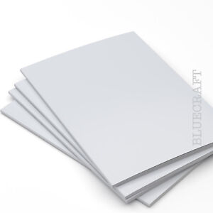 A4 60 Sheet Sketch Pad Stationary Artists Book 80gsm Quality Paper White