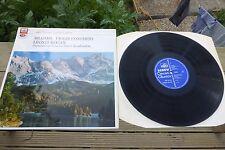 Leonid Kogan Brahms Violin Concerto Kondrashin HMV Stereo ED1 SXLP 30063 UK LP